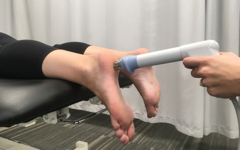 Shockwave Therapy in Edmonton