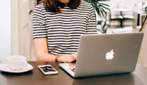 workplace ergonomics - laptop
