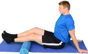 Foam Roller Exercises - Calves